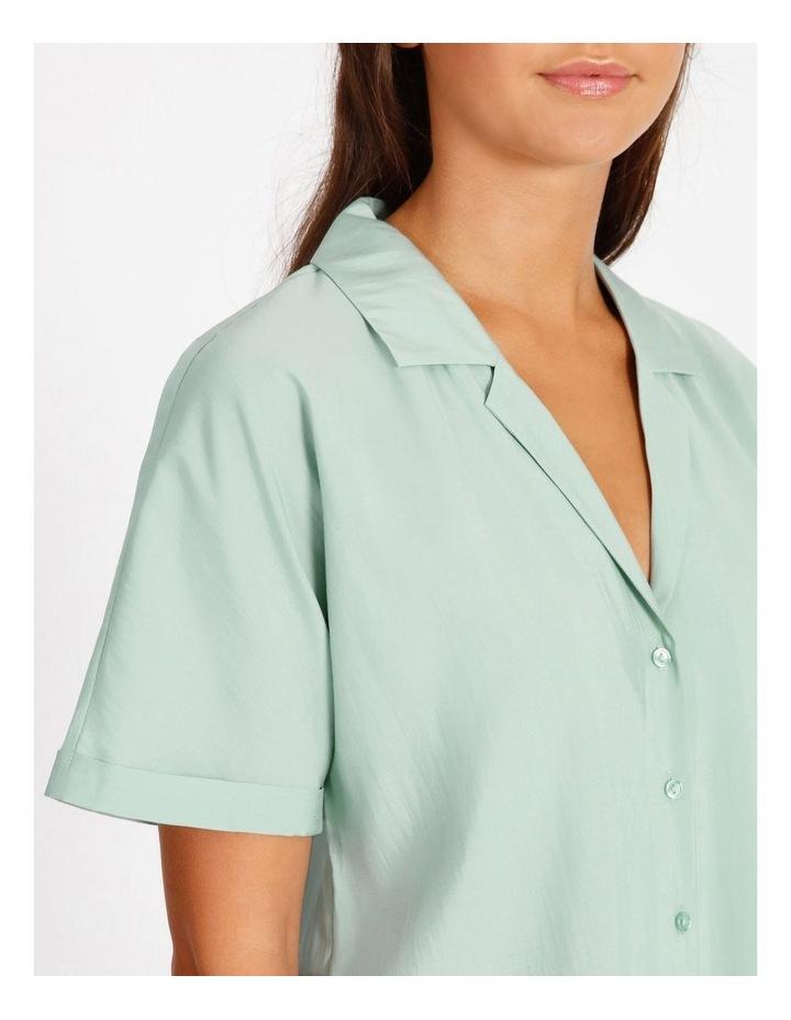 Relaxed Modal Blend Shirt image 4