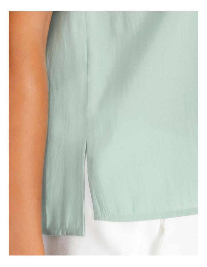 Relaxed Modal Blend Shirt image 5