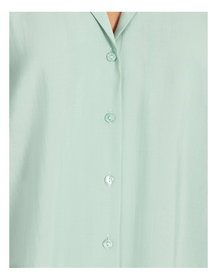 Relaxed Modal Blend Shirt image 6