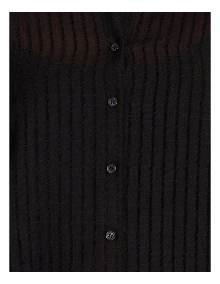 Textured Stripe Shirt image 6