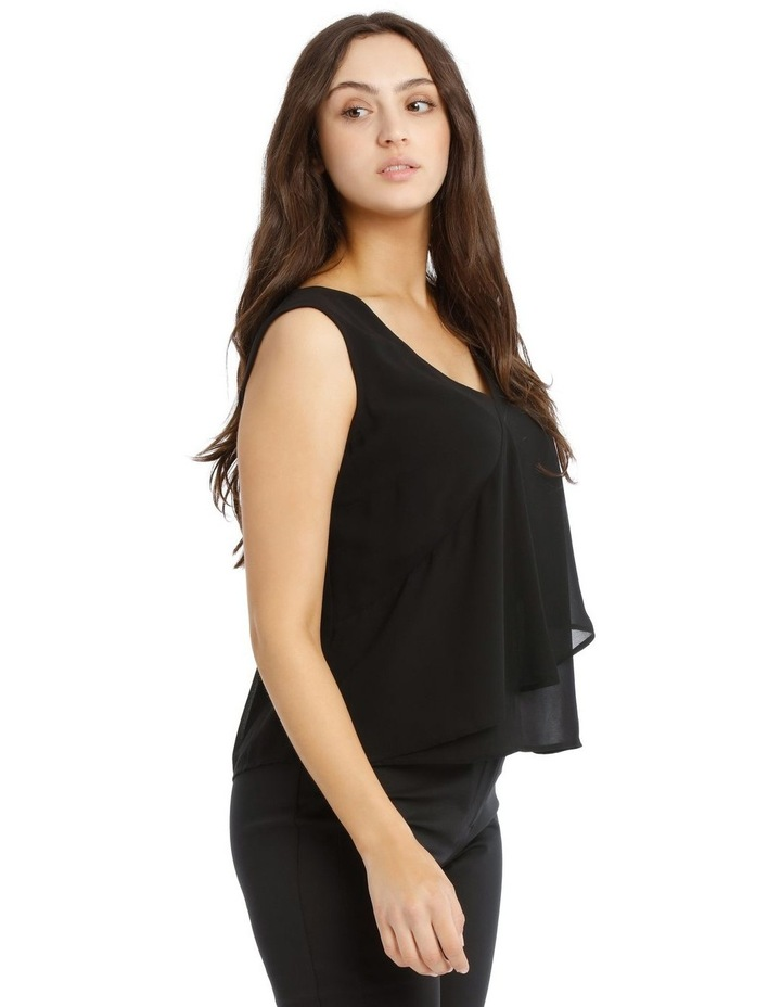 Frill Front Top image 2
