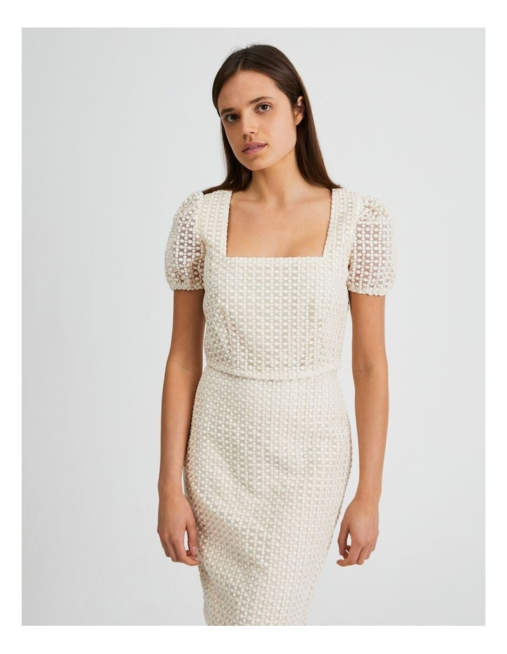 Puff Sleeve Co-Ord Top image 1