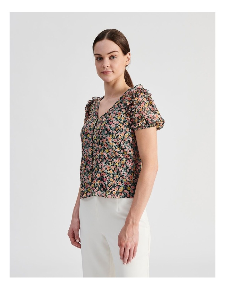 Puff Sleeve Blouse image 2