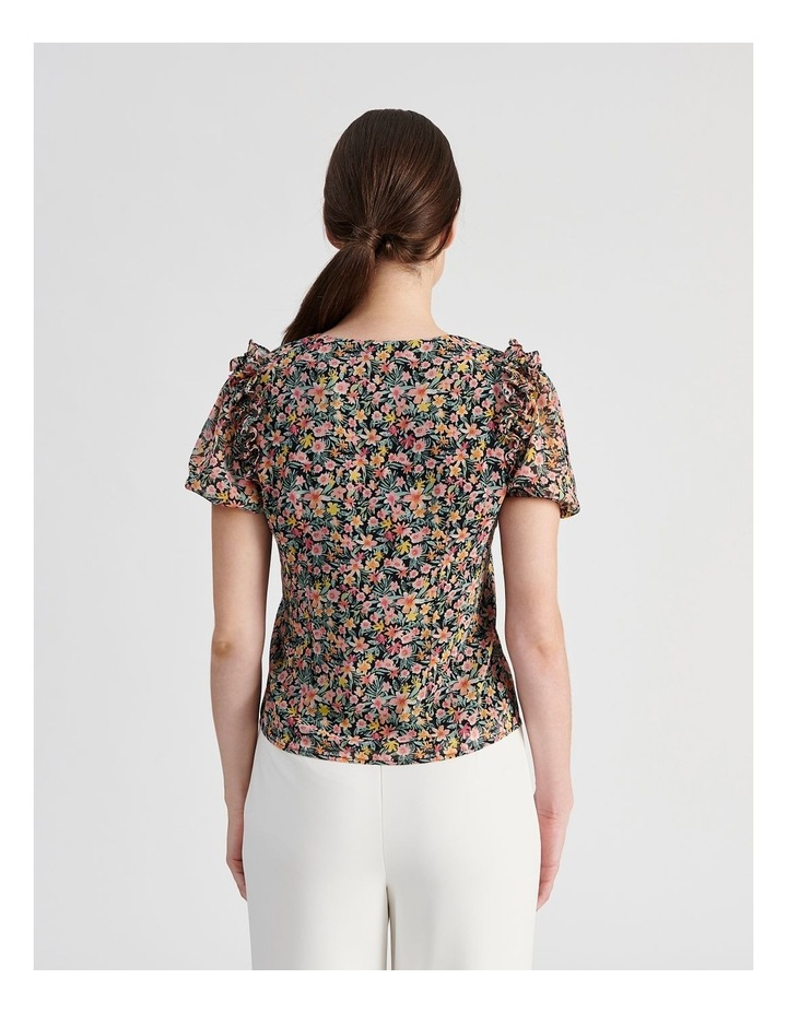 Puff Sleeve Blouse image 3