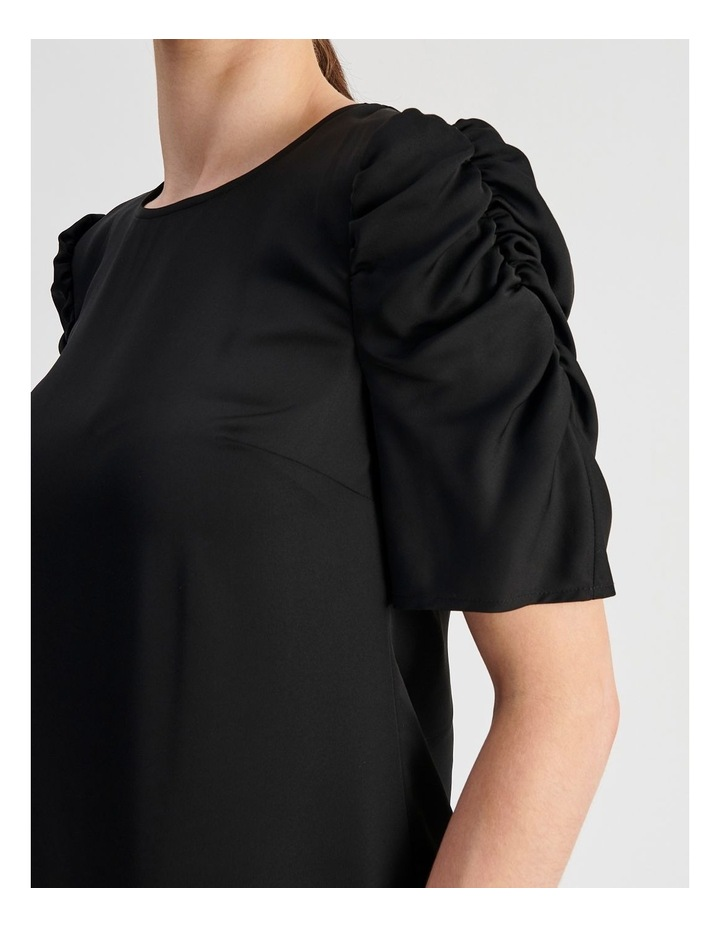 Ruched Sleeve Top image 7