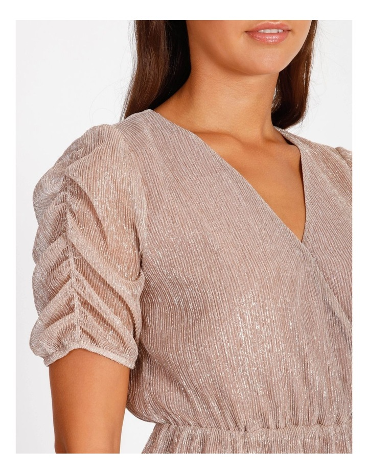 Ruched Plisse Top image 4