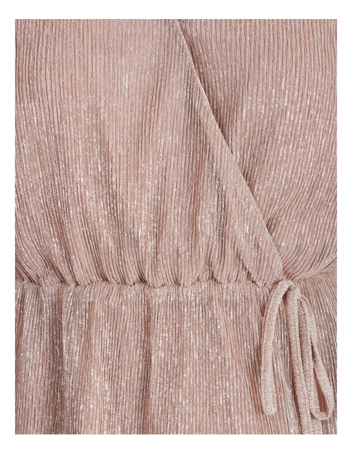 Ruched Plisse Top image 6