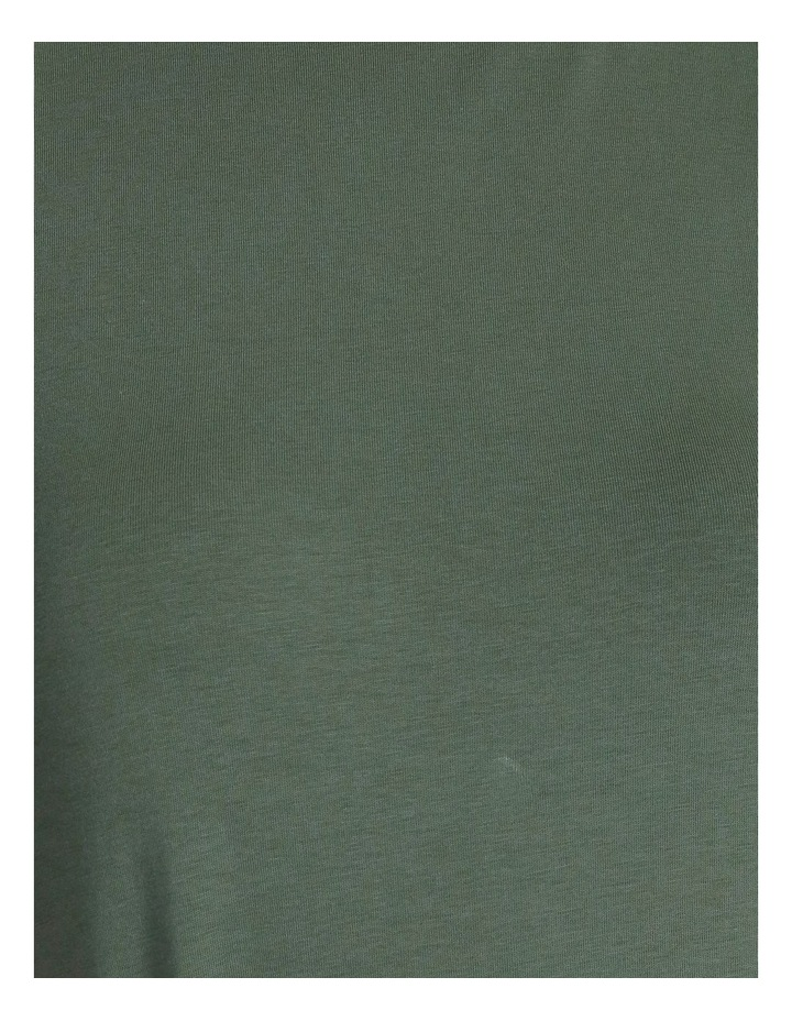 Puff Sleeve Organic Cotton Blend Tee image 5