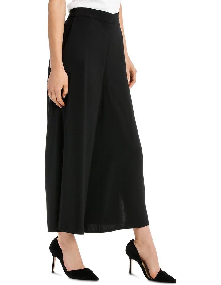 Wide Leg Culotte With Side Splits image 2