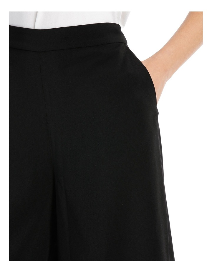 Wide Leg Culotte With Side Splits image 4