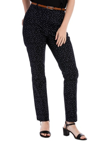 3ace709baccf Tokito Chloe Belted Smart Pant - Smudge Spot