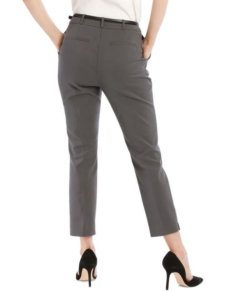 Chloe Cropped Belted Pant image 3
