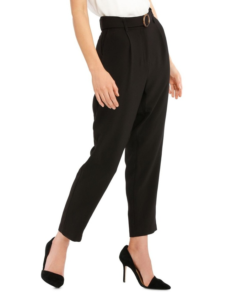 Tie Waist Tapered Pant image 2