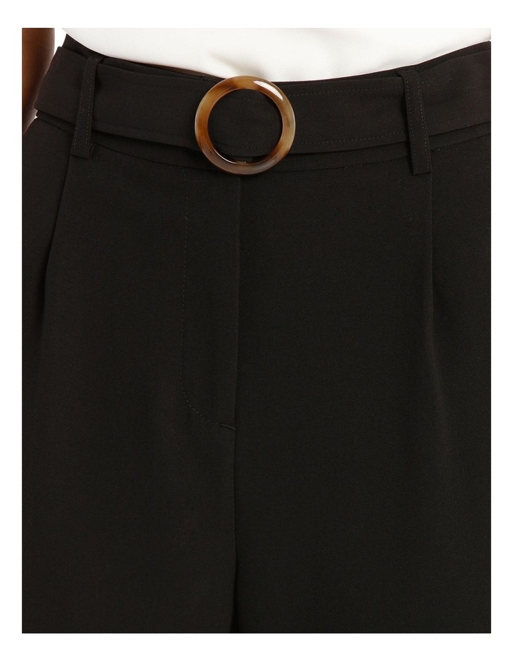 Tie Waist Tapered Pant image 4
