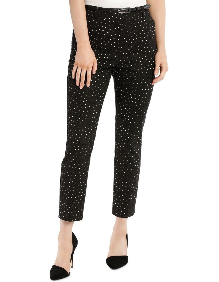 Chloe Cropped Belted Pant image 1
