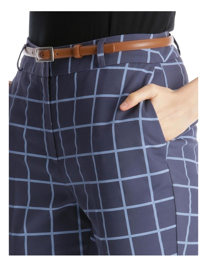 Chloe Cropped Belted Pant image 4
