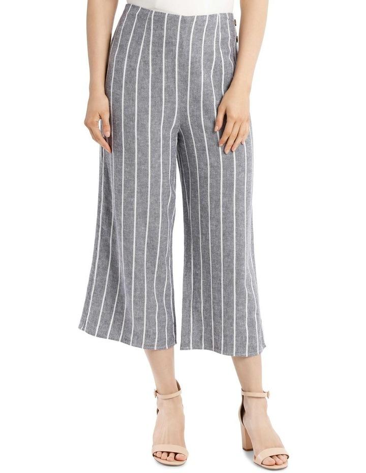 Wide Leg Button Side Pant image 1
