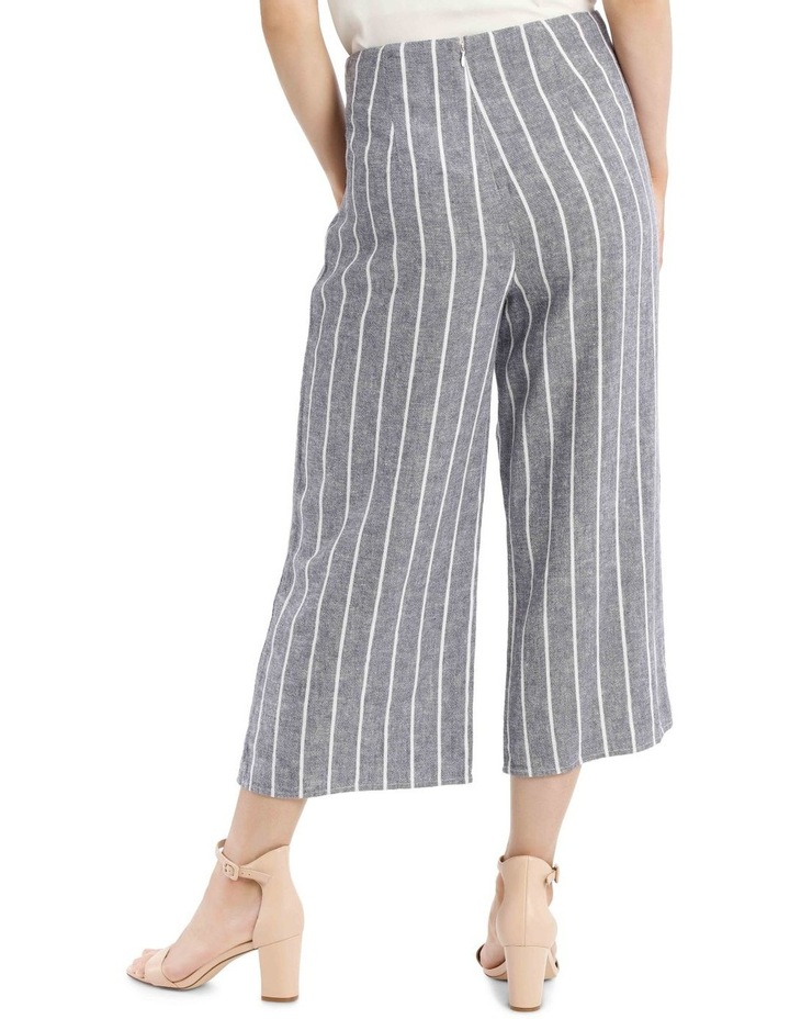 Wide Leg Button Side Pant image 3