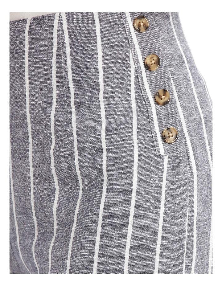 Wide Leg Button Side Pant image 4