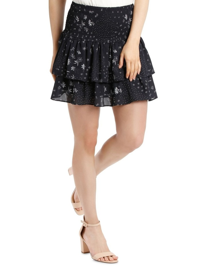Shirred Flippy Skirt image 2
