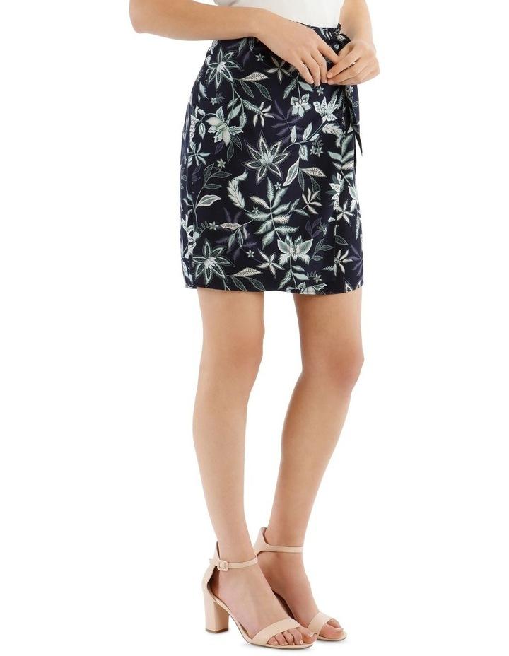 Paisley Wrap Skirt image 2