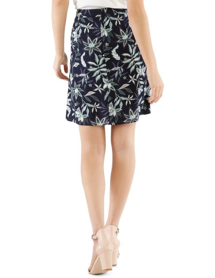 Paisley Wrap Skirt image 3