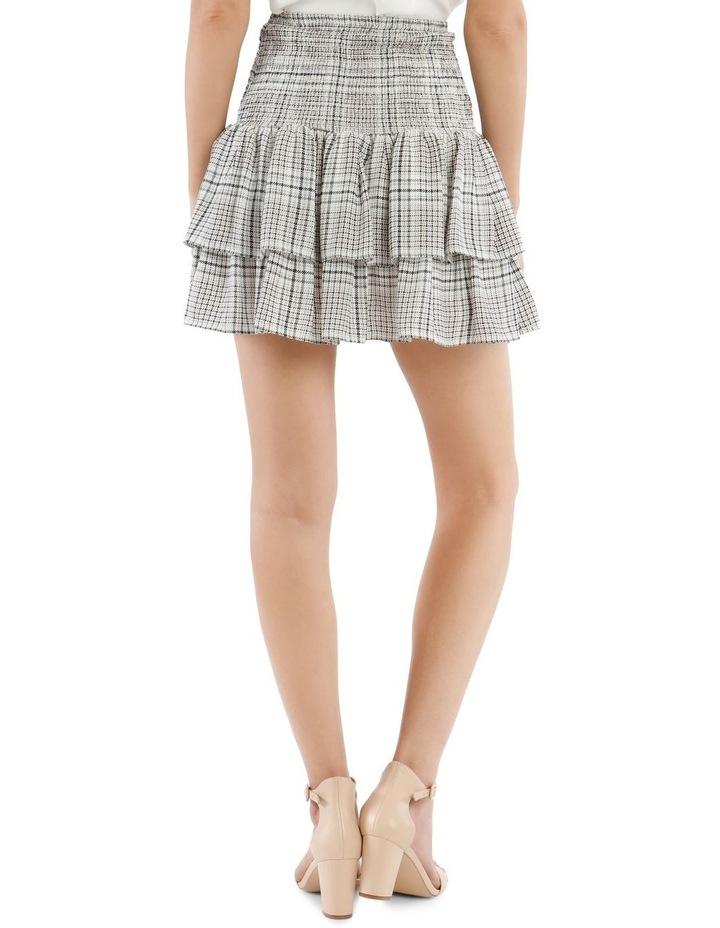 Shirred Flippy Skirt image 3