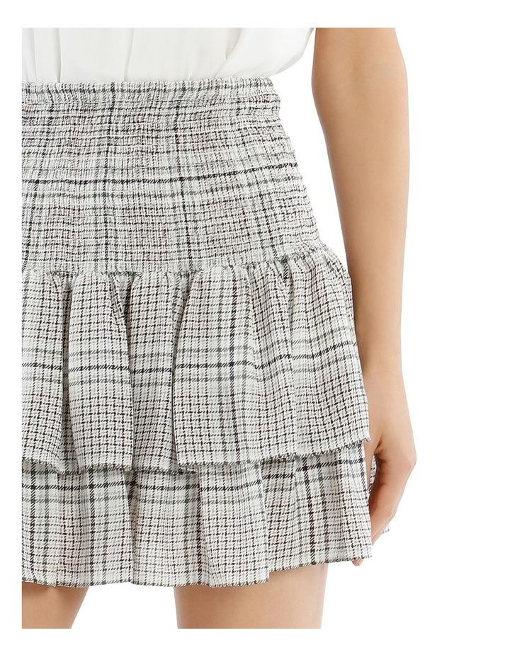 Shirred Flippy Skirt image 4