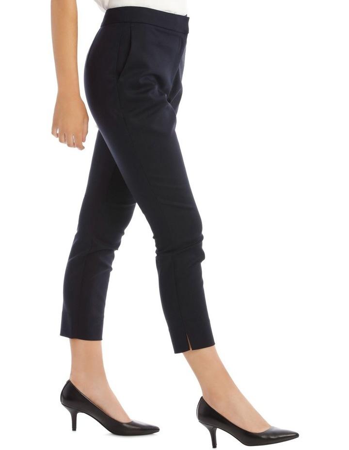 Navy Annie Straight Leg Pant image 2