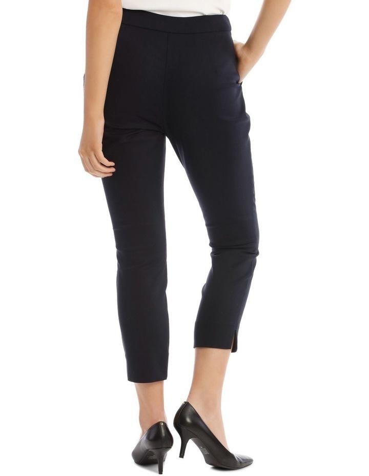 Navy Annie Straight Leg Pant image 3