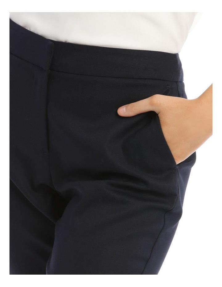Navy Annie Straight Leg Pant image 4