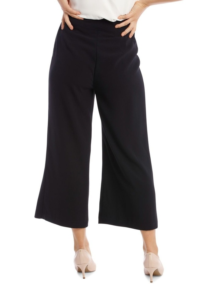 Cropped Culotte image 3