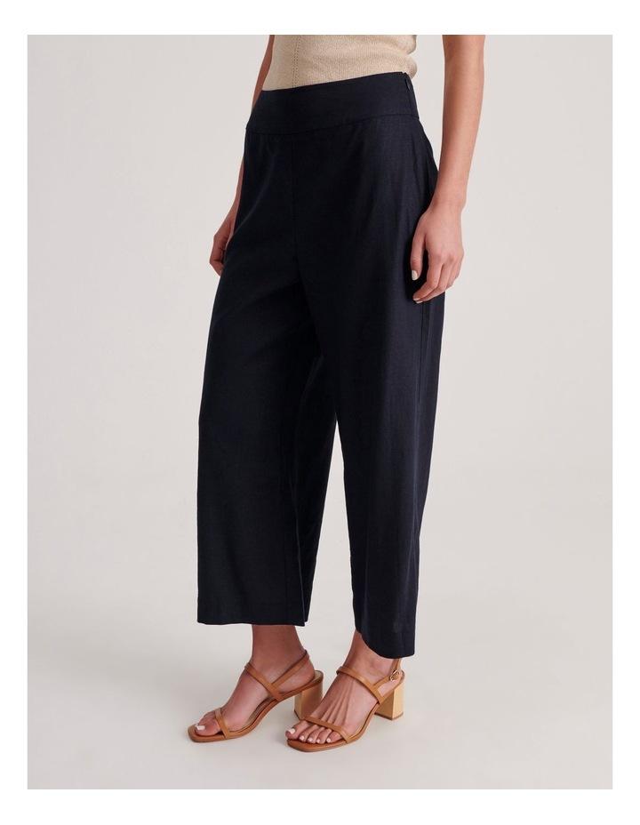 Plain Linen Culottes image 3