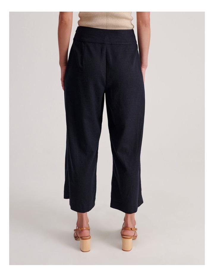 Plain Linen Culottes image 4