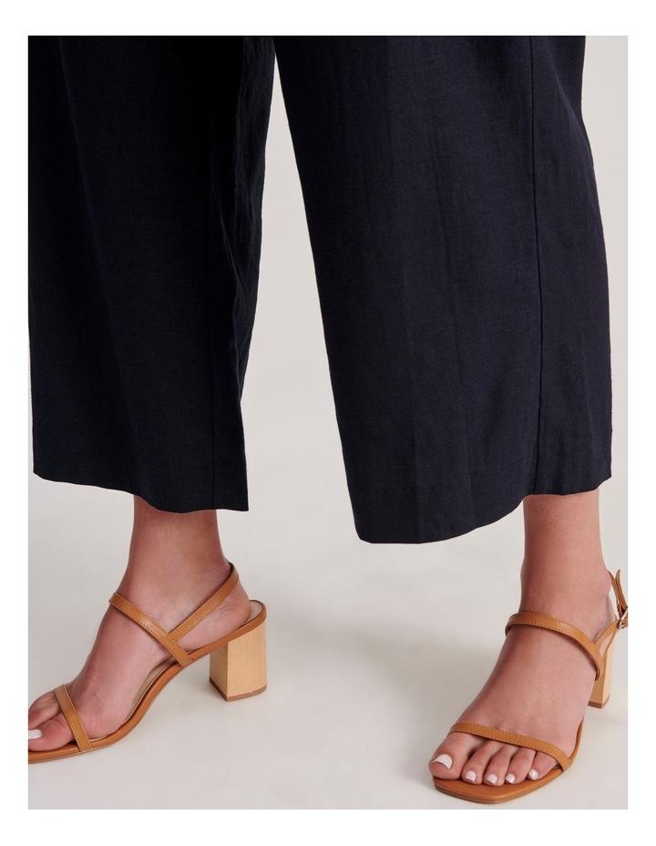 Plain Linen Culottes image 5