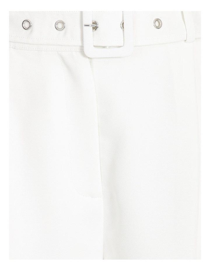 Belt Detail Shorts image 6