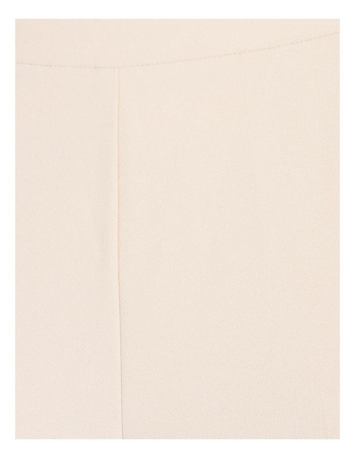 Soft Elasticated Tapered Crepe Pants image 5