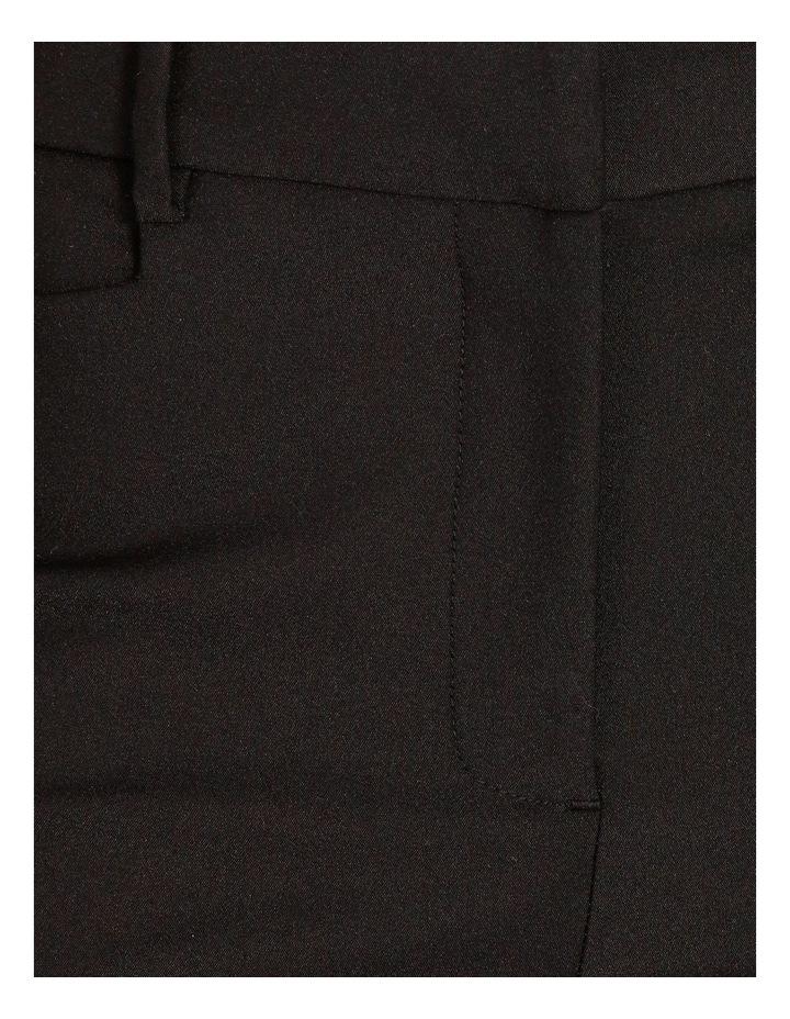 Maya Mid Rise Cropped Length Cotton Sateen Pants image 5