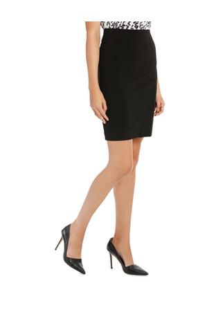 Tokito City - Paris Mock Wrap Skirt