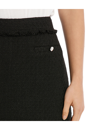 Tokito - Tweed Mini Skirt