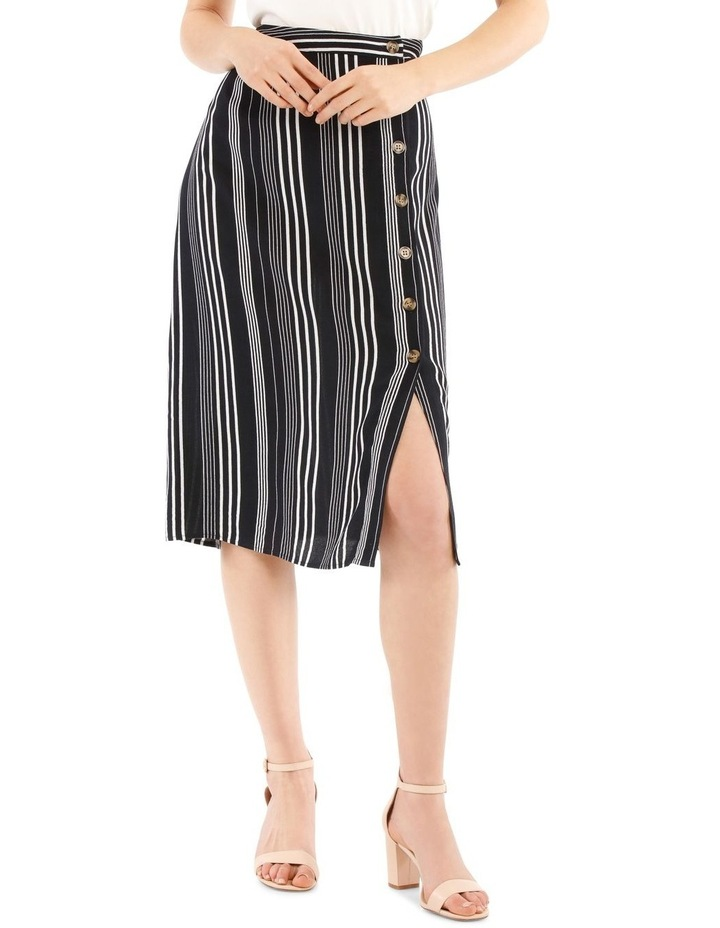 Button Up Midi Skirt image 1