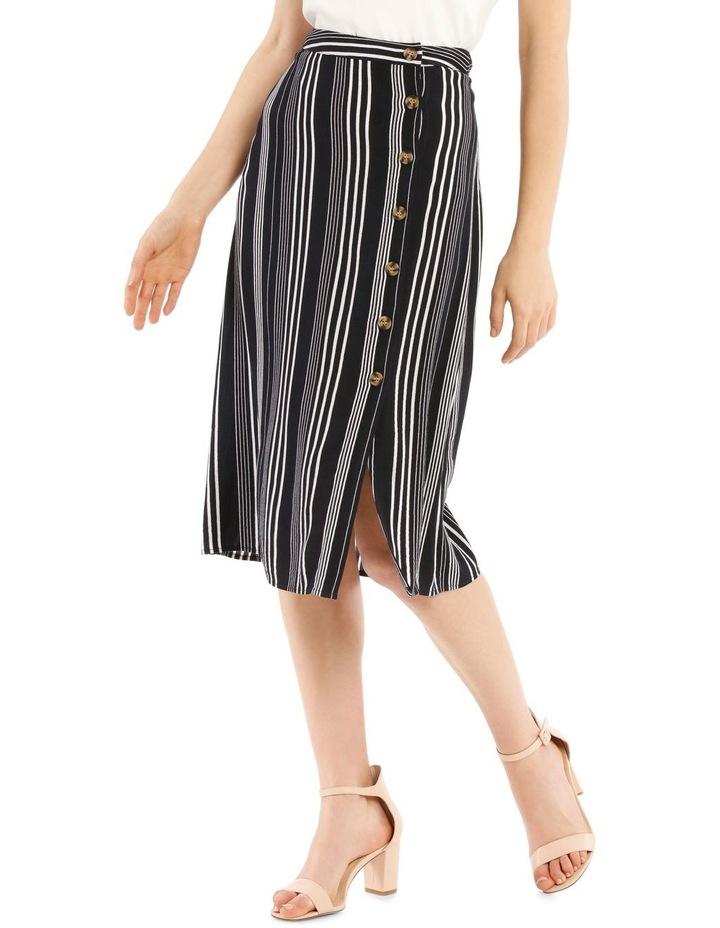 Button Up Midi Skirt image 2