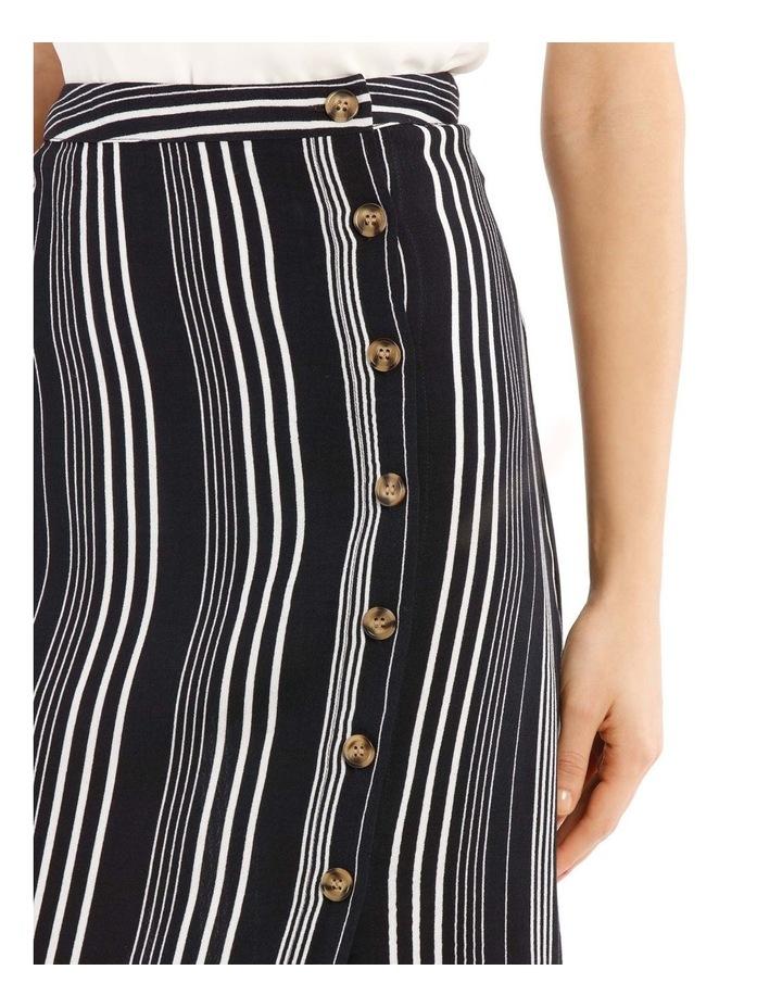 Button Up Midi Skirt image 4