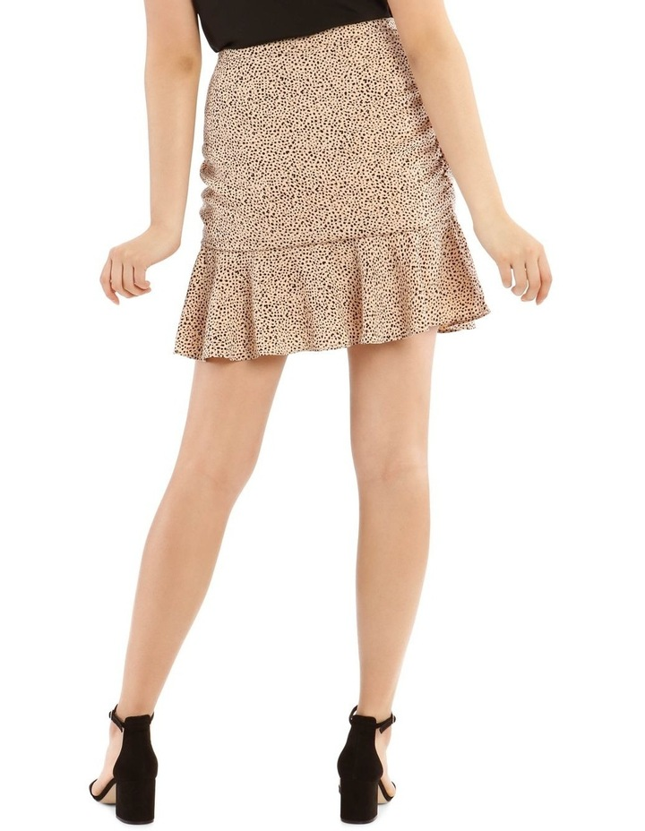 Rouched Flounce Mini Skirt image 3