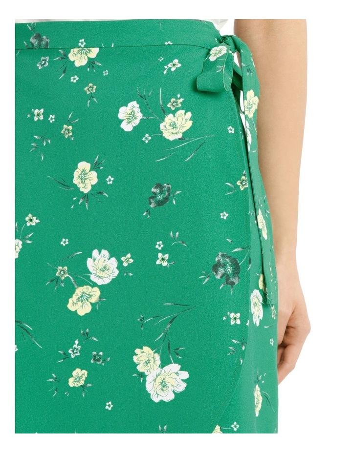 Wrap Midi Skirt image 4