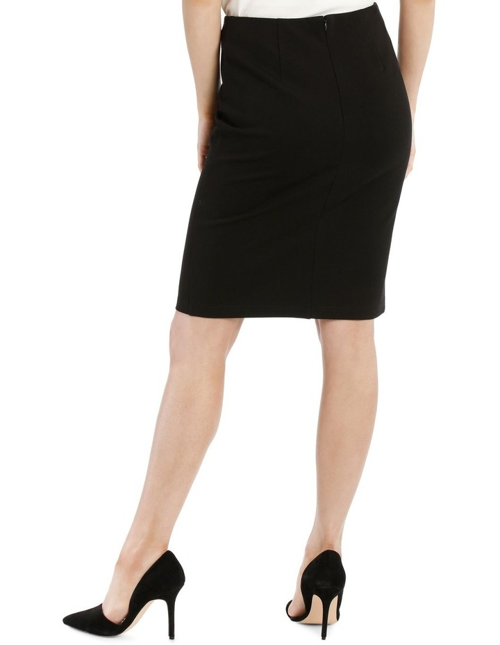Ponte Pencil Skirt image 3