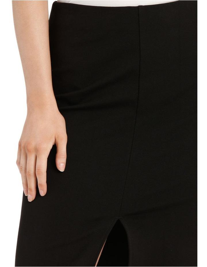 Ponte Pencil Skirt image 4