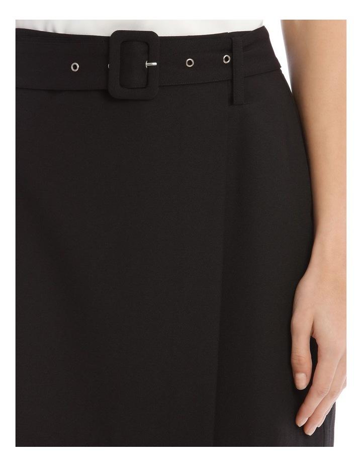 Belted Mini Skirt image 4