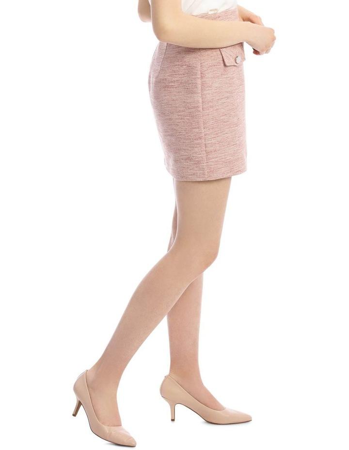 Tweed Mini Skirt image 2