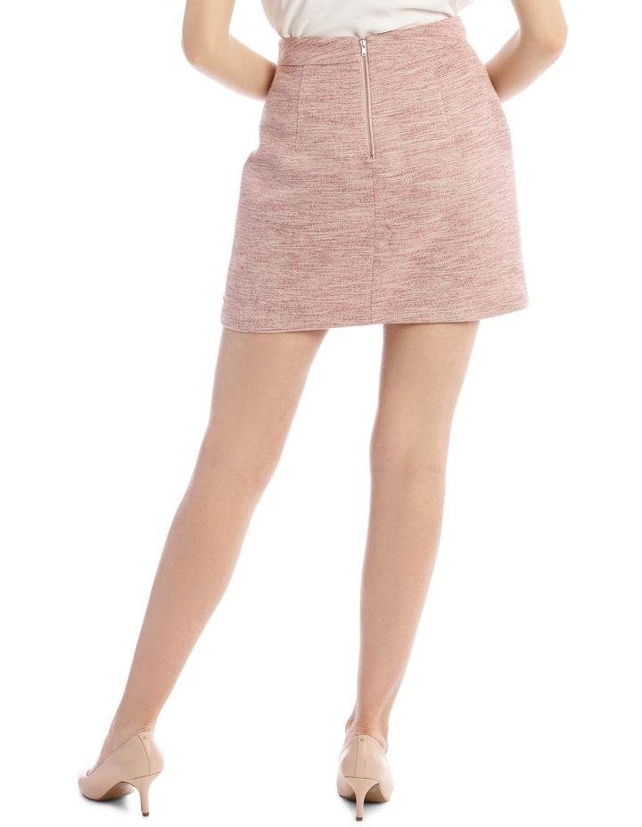 Tweed Mini Skirt image 3